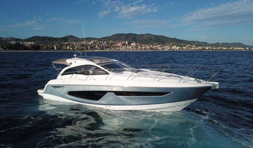 Sessa Marine C38 2022
