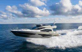 Sessa Marine F54 2020