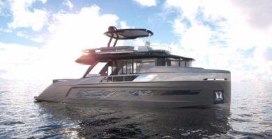 Explorer Motor Yachts 62 2020