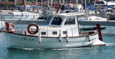 Menorquin 40 Toldilllo 1992