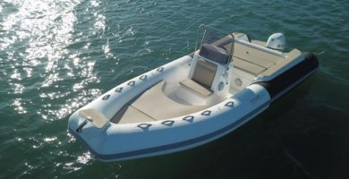 RIB Sand Boats G20 2020