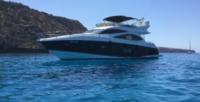 Sunseeker Manhattan 70 2009