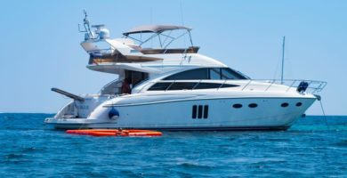 Princess 54 Flybridge 2007