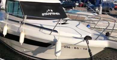 Starfisher 830 OBS 2016