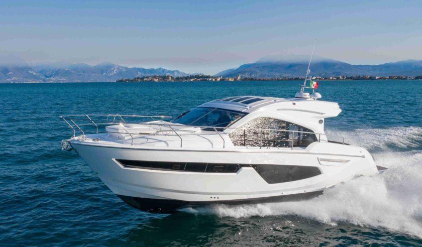 Sessa Marine C42 2020