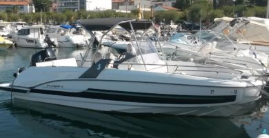 Beneteau flyer 7.7 space deck 2018