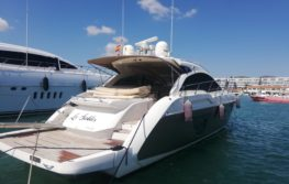 Sessa Marine C48 2011
