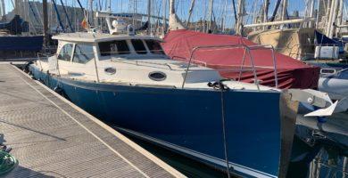 Custom Range Boat 39 2012