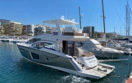 Sessa Marine F54 2012