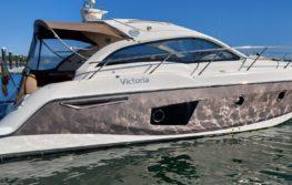 Sessa Marine C38 2011