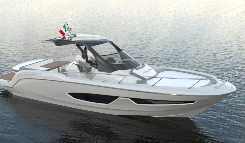 Sessa Marine KEY LARGO 34 IB 2022